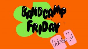 Kudos October Bandcamp Day Recommendations