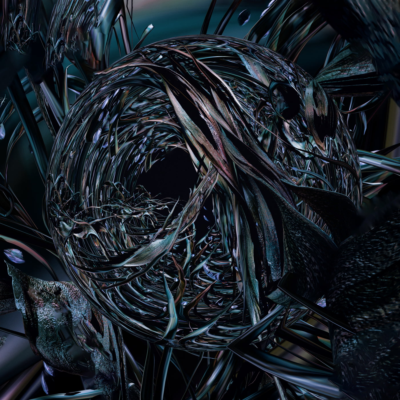 Aquarian – The Snake That Eats Itself (Bedouin Records)