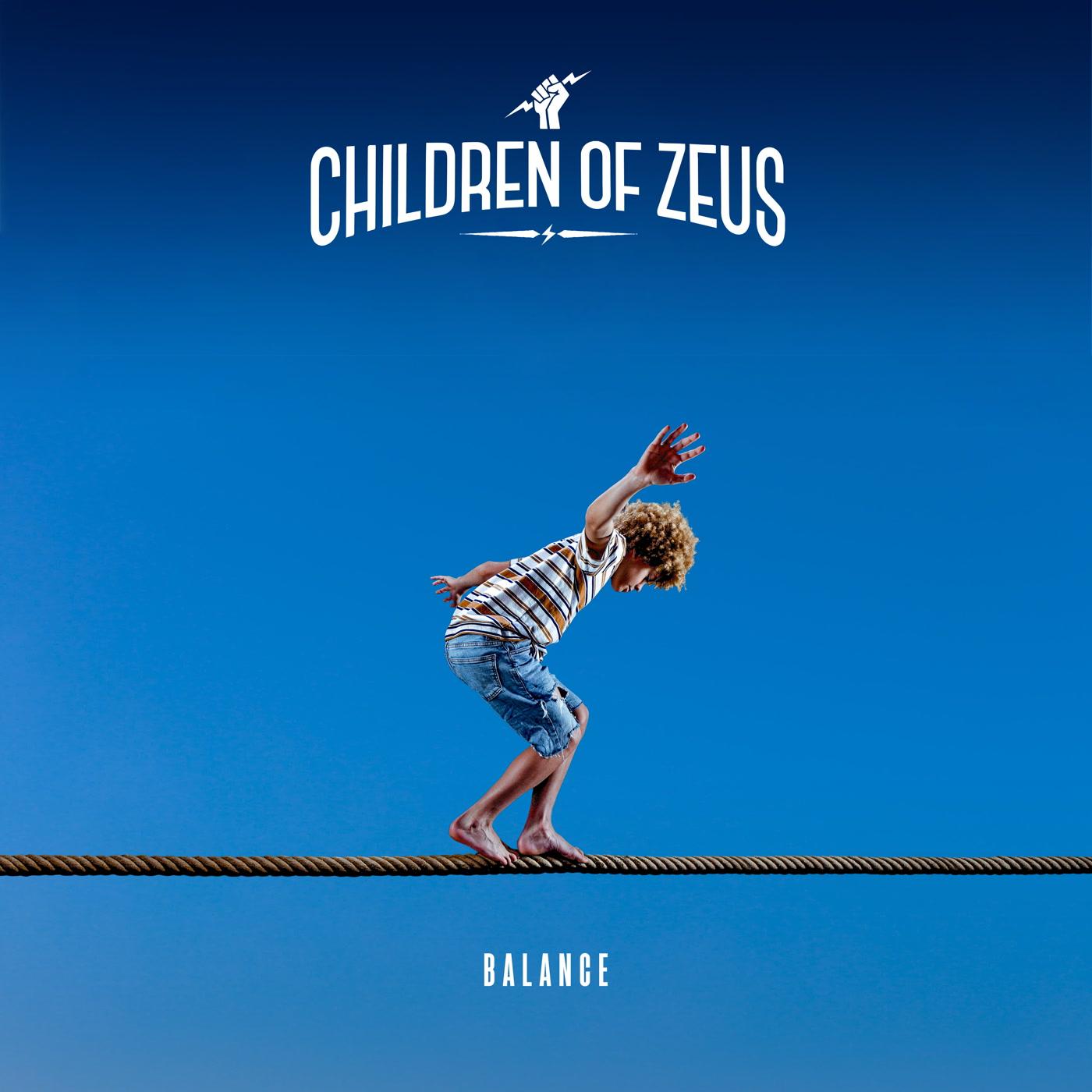 Children of Zeus – Balance (First Word Records)