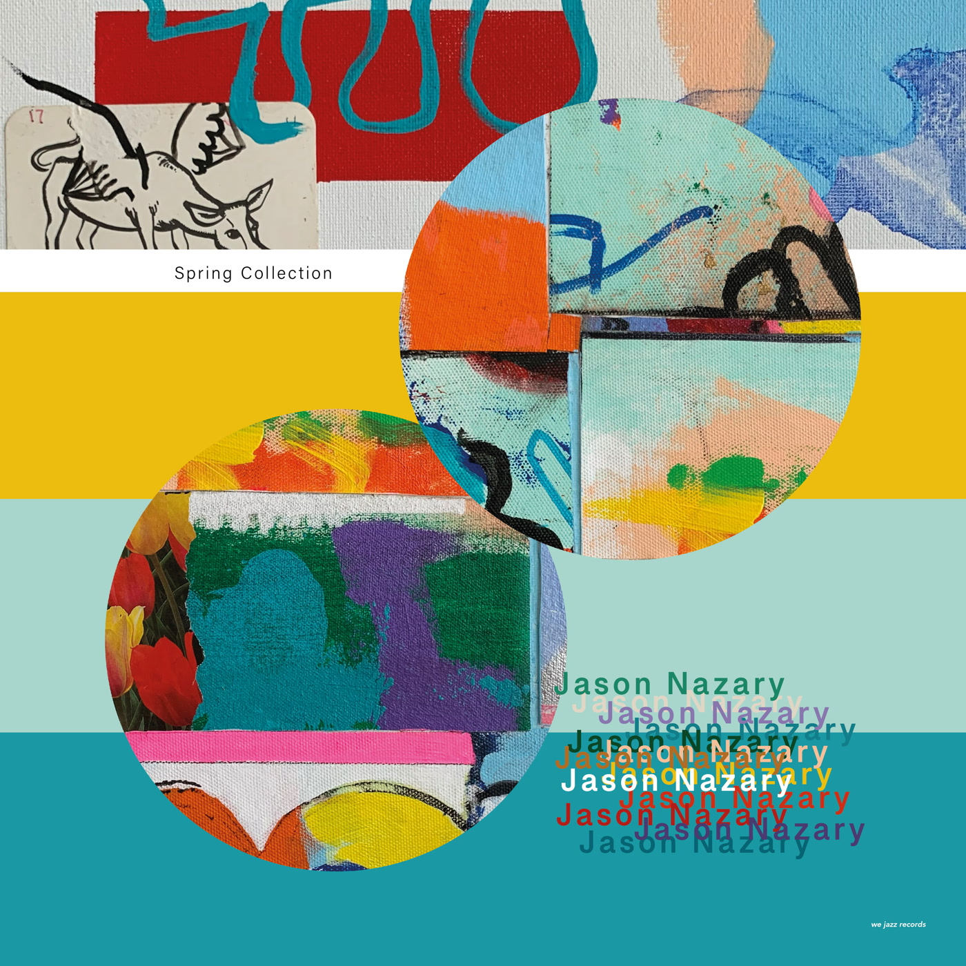 Jason Nazary – Spring Collection (We Jazz)