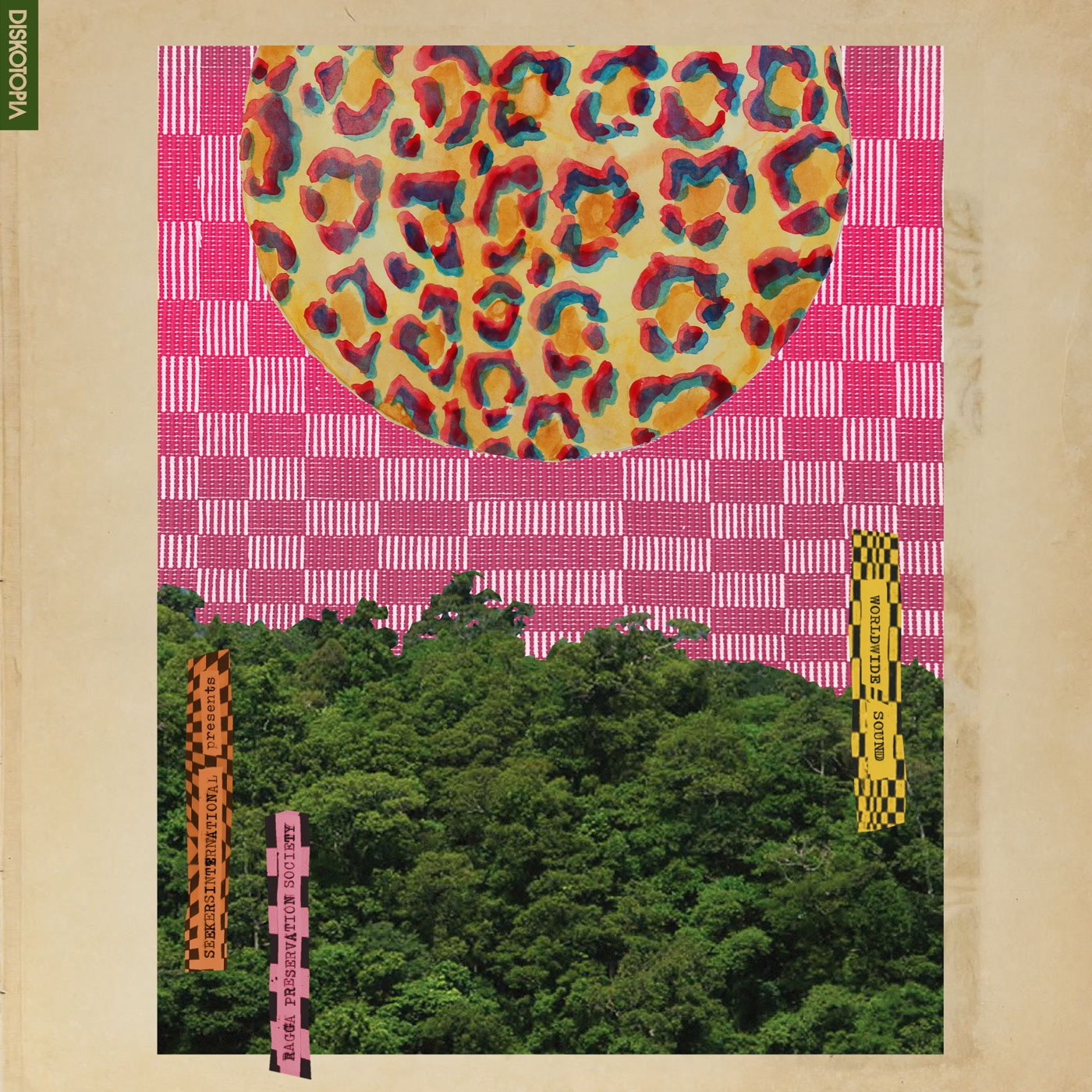 Seekersinternational – Presents Ragga Preservation Society – Worldwide Sound (Diskotopia)