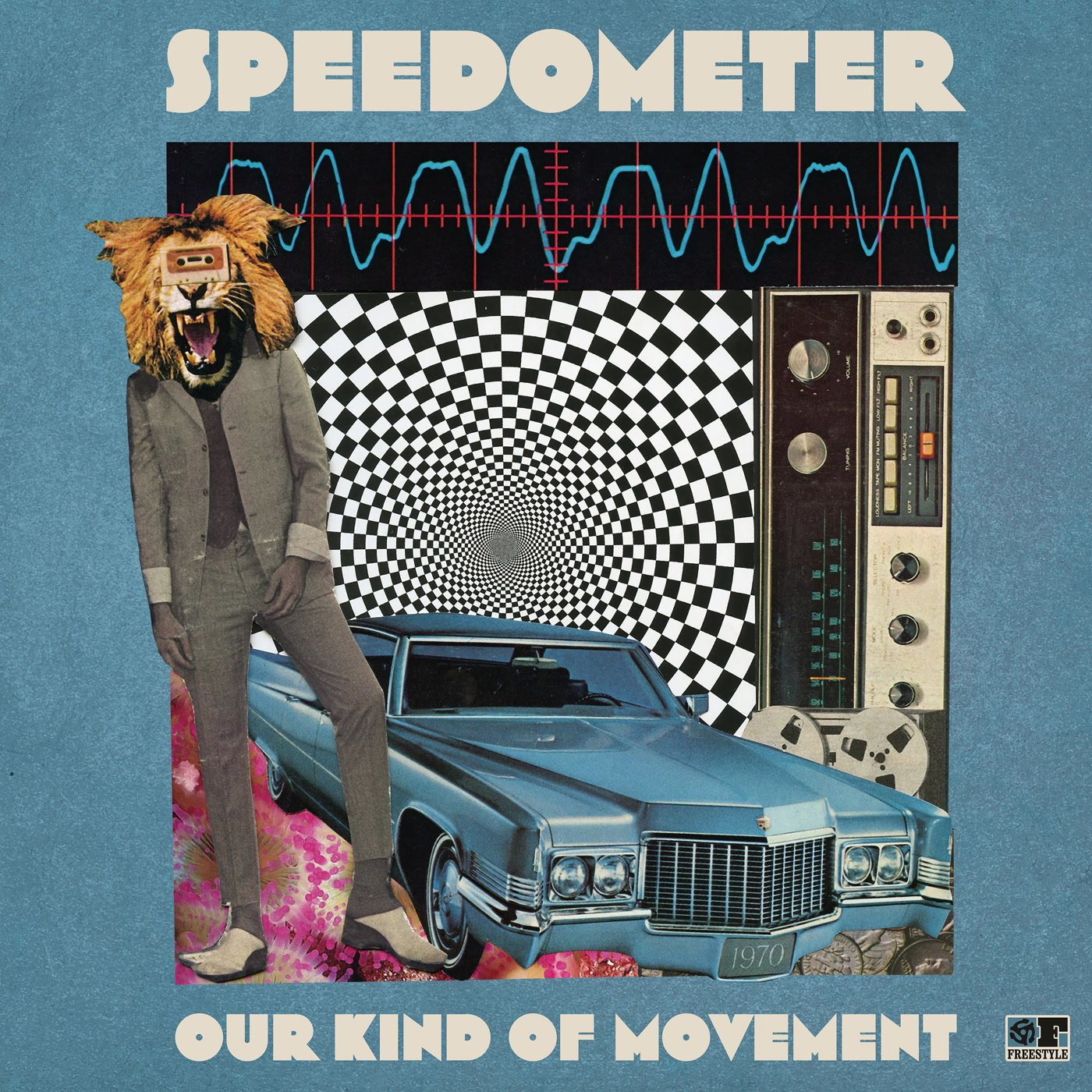 Speedometer – Our Kind of Movement (Freestyle Records)