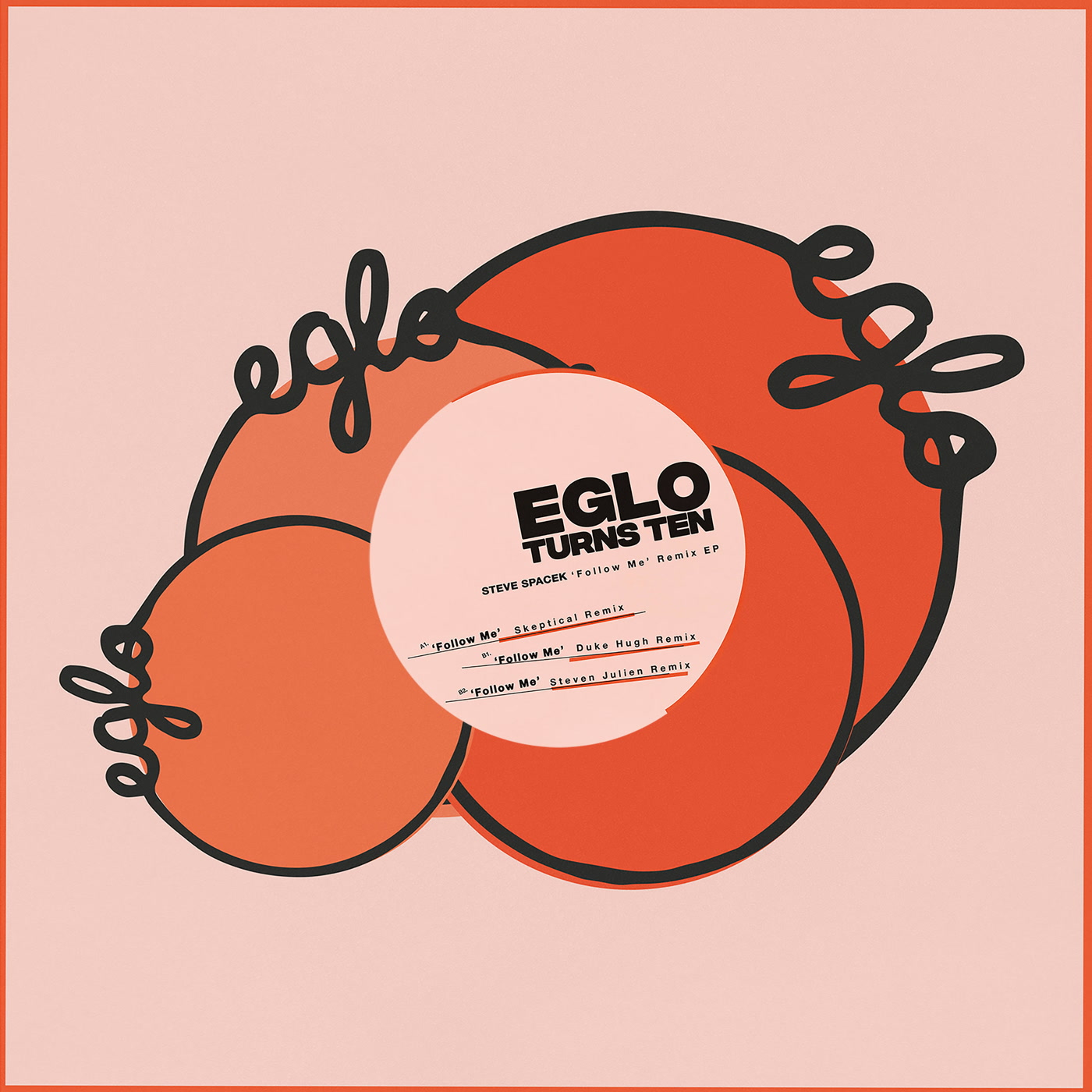 Steve Spacek – Follow Me (Remixes) (Eglo Records)