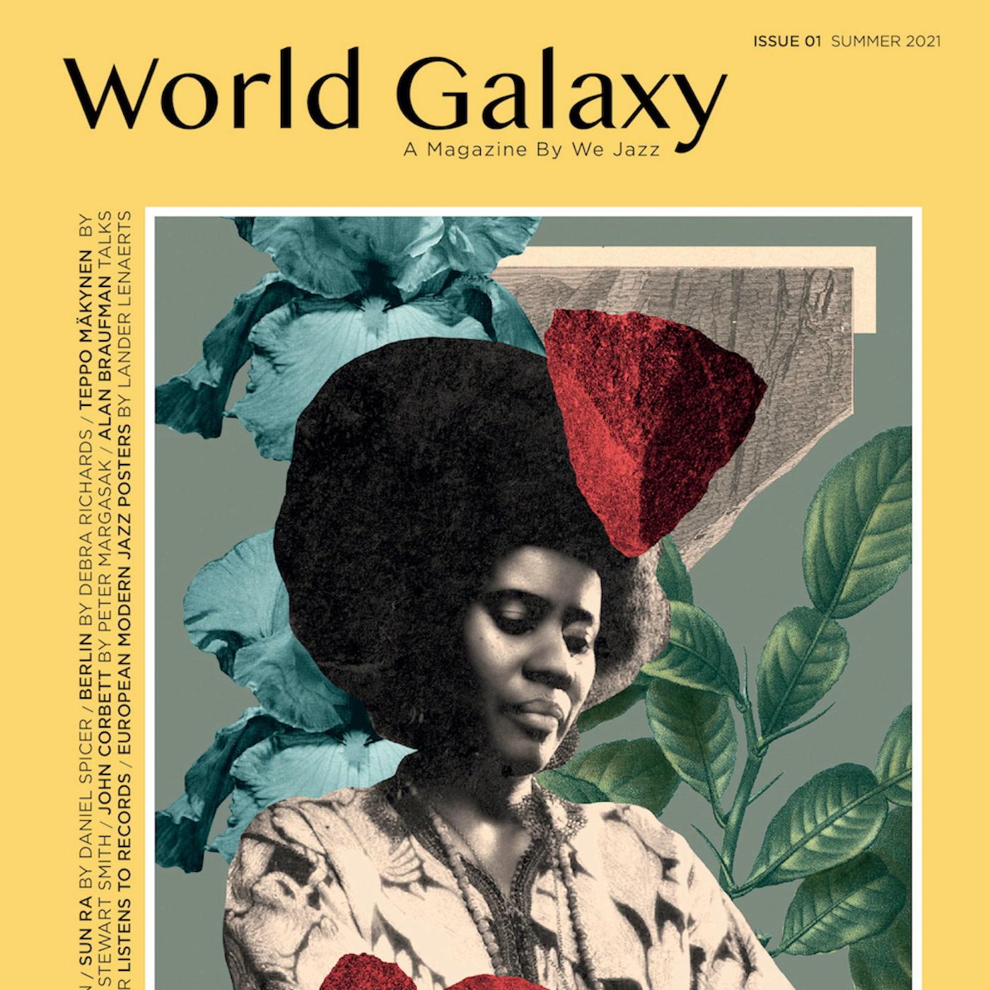 We Jazz Magazine – World Galaxy (We Jazz)