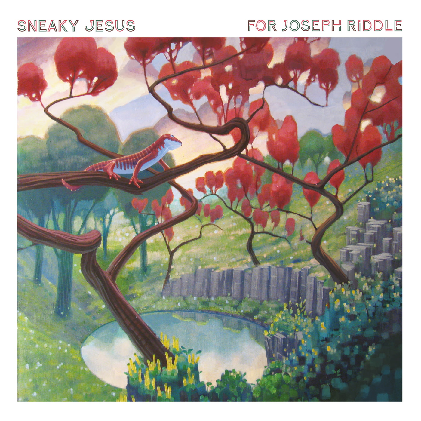 sneaky jesus – For Joseph Riddle (Shapes of Rhythm)
